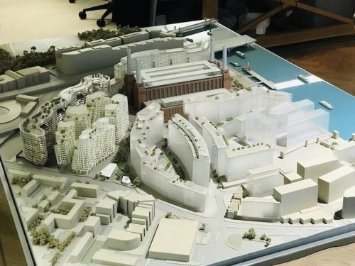 Nel cantiere della Battersea Power Station: numeri, progetti e comunicazione