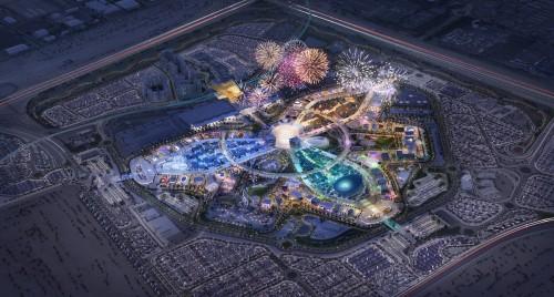 Tour fra i padiglioni di Expo2020 Dubai