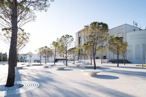 C+S Architects al Lido di Venezia. Chiuso nel cassetto il palacinema, pronta la Piazza del Cinema