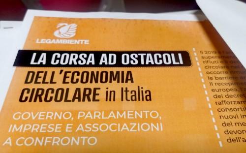 Dieci proposte per l'economia circolare in Italia