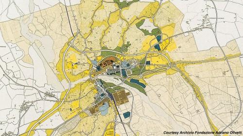 L'eredità di Olivetti nella variante urbanistica di Ivrea