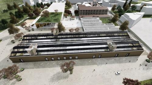 Masterplan De8 per l'ex Gres di Bergamo. Dall'industria al mixed use con attenzione ai giovani