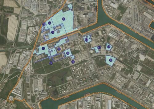 Venezia, cercasi proposte per valorizzare un'area di 64 ettari a Porto Marghera