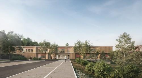 Bologna, tiarstudio e abp architetti disegnano la nuova scuola Carracci