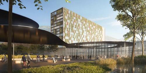 A Salerno, Steam, Pinearq e Studio Valle Progettazioni in prima linea per l'ospedale da 13 milioni