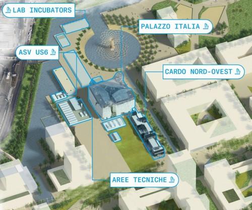 Milano, montepremi da 1 milione per l'headquarter della Fondazione Human Technopole