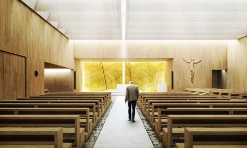A Viareggio TAMassociati firma la nuova chiesa progettata con la comunità