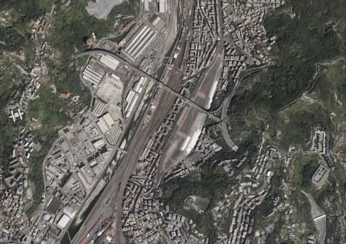 La Val Polcevera dopo il Morandi, un potenziale laboratorio di rigenerazione urbana