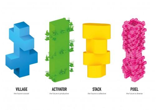 L'architettura parla. Cosa dice quella di MVRDV?