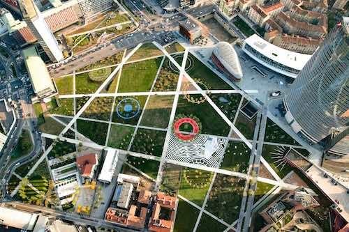 Milano sperimenta la sponsorship Coima per il Parco Biblioteca degli Alberi