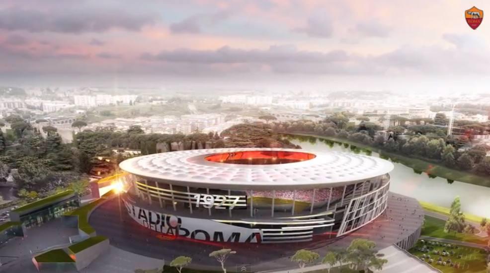 Stadio AS Roma: il Comune sostiene l'operazione privata in cambio di un investimento per le infrastrutture