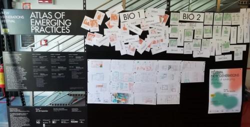 ATLAS, le New Generations di architetti si raccontano nella reading room