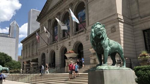 Barozzi Veiga disegnano il restyle dell'Art Institute di Chicago