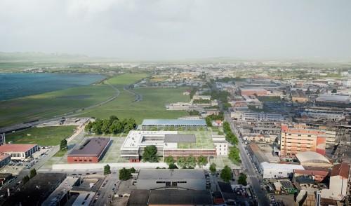 Corvino + Multari vincono il concorso per il nuovo polo MEF a Cagliari