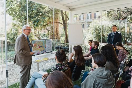 Dalla Cittadella giudiziaria di Roma alle Caserme della Difesa, sfide aperte per gli architetti