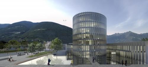 Concorsi privati: Cecchetto si aggiudica l'headquarter di Alperia a Merano
