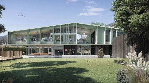 Lecco, a Luconi Architetti il concorso per il comando provinciale dei VVF