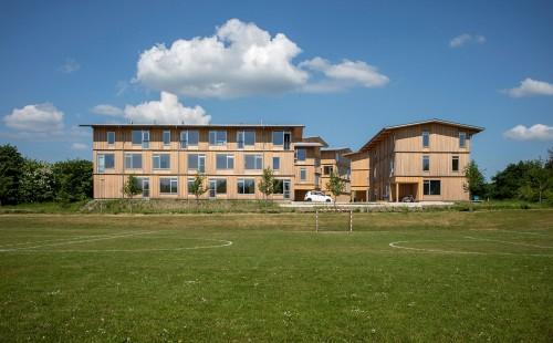 Industrializzazione e legno, l'housing sociale che vince il Premio Rivolta 2019