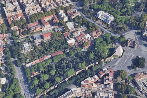 Roma lancia un concorso per riqualificare lo spazio pubblico di Testaccio (51mila mq)