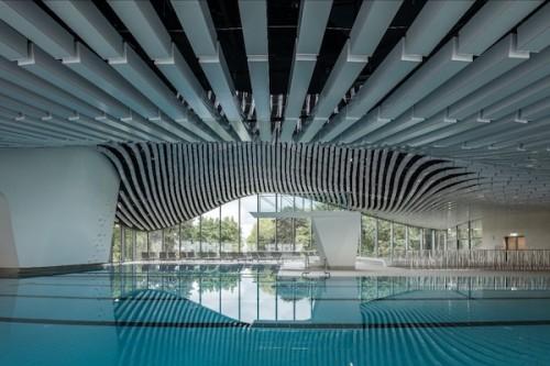 Architettura e design per i nuovi bagni di Salisburgo