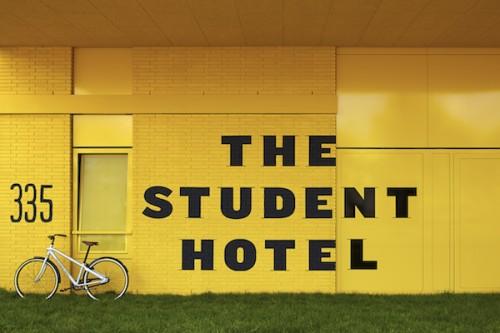 The Student Hotel sbarca a Torino. Architettura Tectoo nel quartiere Aurora