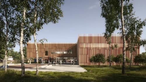 Demolizione e ricostruzione, Legnago sceglie la scuola di Atelier(s) Alfonso Femia