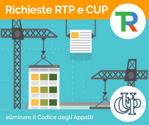 RPT e CUP: In condizione di guerra, solo proposte choc, come eliminare il Codice degli Appalti
