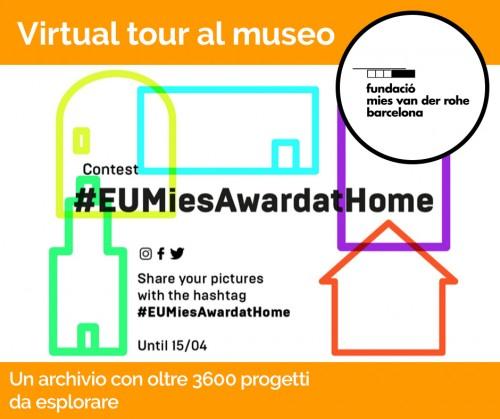 Virtual tour e contest fotografico: così il museo di Barcellona si trasferisce online
