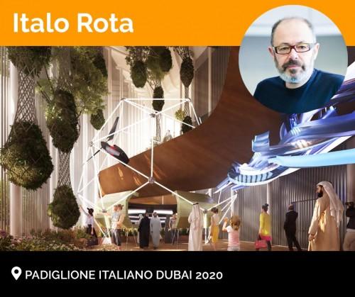 Italo Rota: Milano è stata l'expo della transizione, Dubai sarà la prima della nuova era