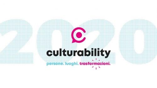 Al via Culturability 2.0: bando biennale e sostegno a realtà in crescita