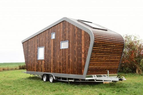 Stili di vita, a casa ma sempre in viaggio. Con le Tiny Houses mobili, ecologiche ed economiche