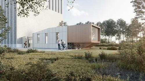 Industria e design per il nuovo modulo ufficio. Ecco la Capsule di Il Prisma e Manni