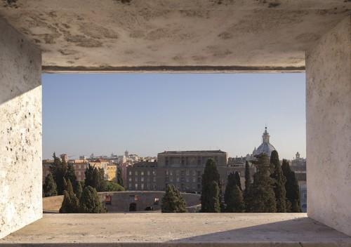 A Carron i lavori del nuovo Hotel Bvlgari Roma