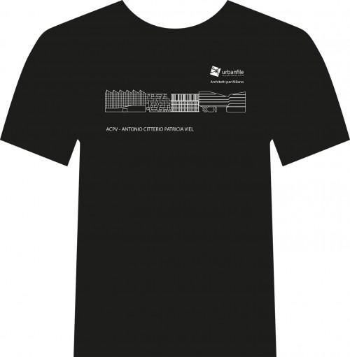 Ecco le T-shirt degli Architetti per Milano