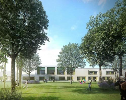 Uptown School: a Milano nell'area di Cascina Merlata la scuola per 900 alunni pagata da Euromilano