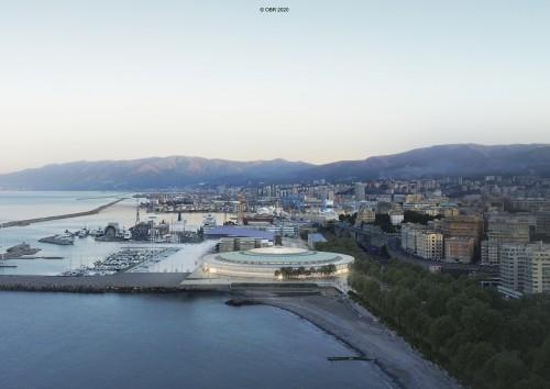 Pubblico-privato a Genova. Il waterfront di Levante riparte con il Palasport