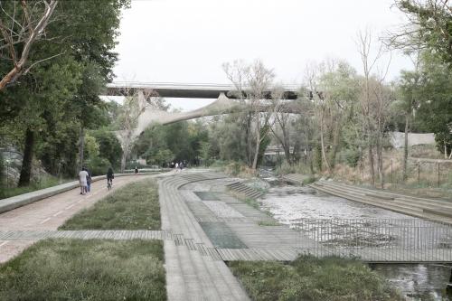 Ets (con un team italo-svizzero) si aggiudica il restauro del Ponte Musmeci di Potenza