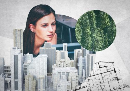 Solidarietà e cura dell'ambiente. Le priorità sotto la lente dell'architettura femminile