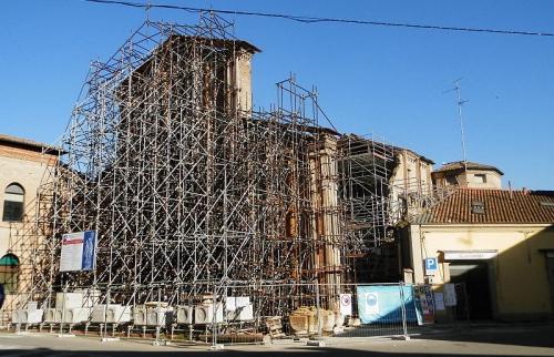 Concorso Mibact e Invitalia per il restauro della chiesa di S. Francesco a Mirandola