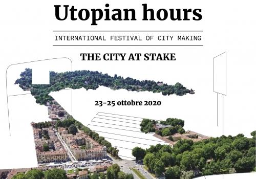 Città a rischio e il futuro delle città. A Torino torna il festival Utopian Hours