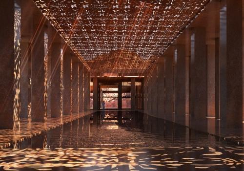 Jean Nouvel e la luce: dal museo del mondo arabo al nuovo resort di Sharaan