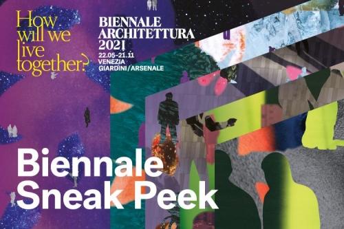 """Video e podcast, per una """"sbirciatina"""" alla 17 Biennale di Architettura di Venezia"""