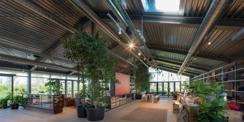 Con l'H Campus di Roncade, Zanon vince il premio Architetto italiano dell'anno