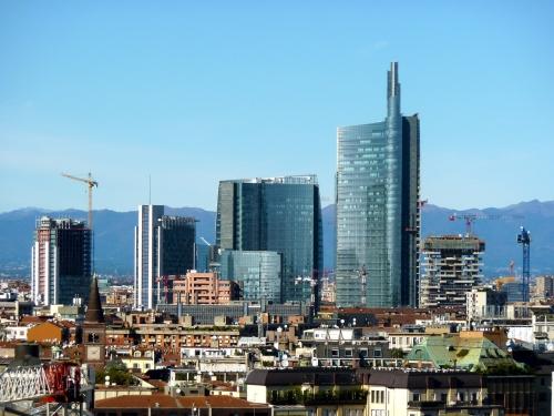 Rapporto Lombardia, al primo posto per consumo del suolo