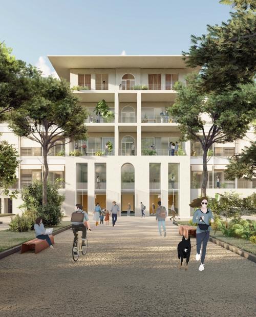 Ex Galateo di Lecce, la rigenerazione urbana parte dal sud con Archistart Studio