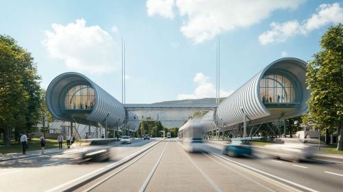 ICM e Cimolai insieme per costruire Cern Science Gateway di Ginevra di Piano