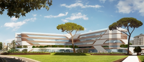 Gemelli Private Hospital, Binini Partners vince la gara a Roma