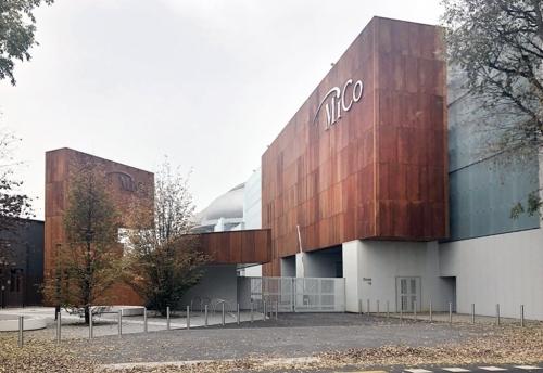 Nuovo look per il MiCo di Milano. Ecco il restyling firmato 404Design