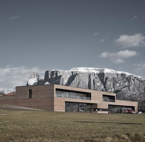 Roland Baldi Architects, quando il concorso è nel dna
