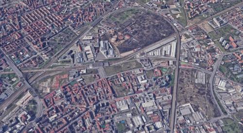 Area Bovisa-Goccia: la periferia milanese tra campus e parchi